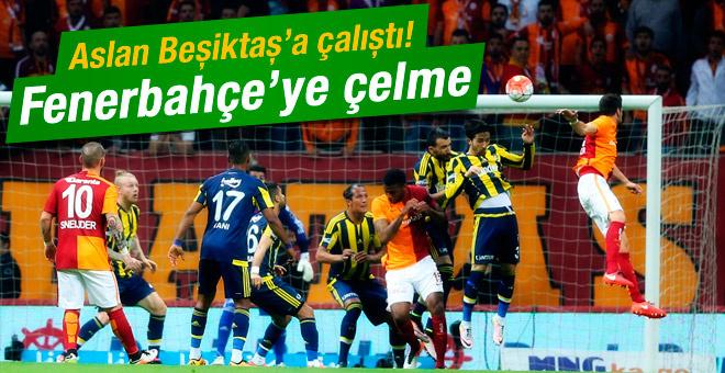 Galatasaray Fenerbahçe derbi maçı kaç kaç bitti?