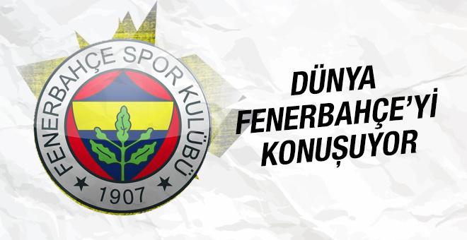 Dünya Fenerbahçe'nin Real Madrid zaferini konuşuyor