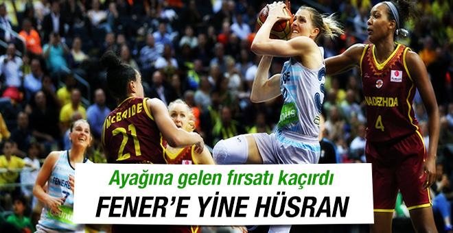 Fenerbahçe Nadezhda maçının sonucu ve özeti