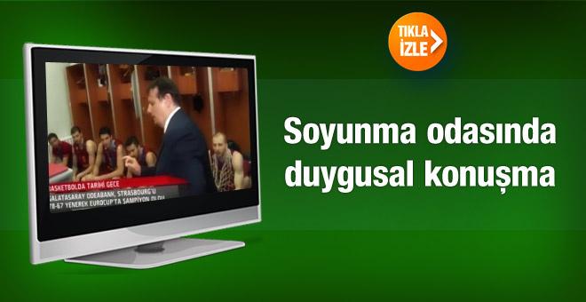 Türkiye Ergin Ataman'ın soyunma odasındaki sözlerini konuşuyor