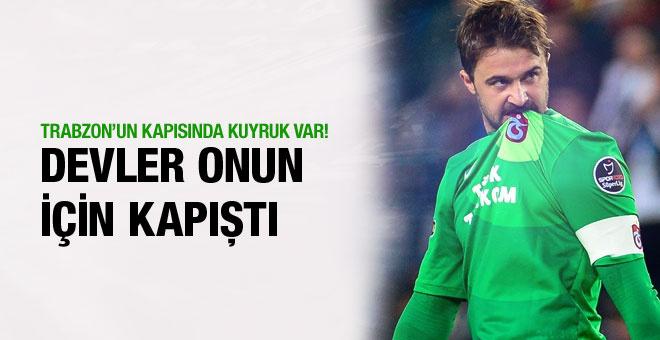 Beşiktaş ile Galatasaray Onur Kıvrak için kapışıyor
