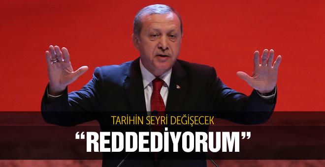 Erdoğan'dan Kut'ül Amare mesajları!