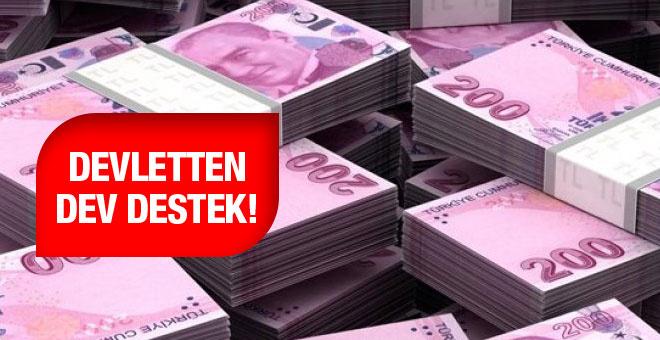 KOBİ'lere devletten 300 milyonluk destek