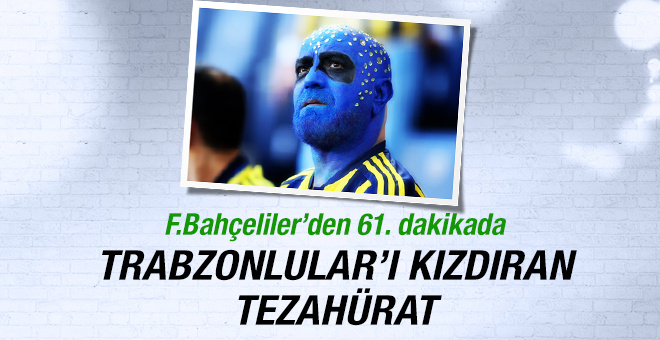 Fenerbahçe Gaziantepspor maçı fotoğrafları