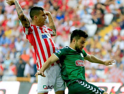 Antalyaspor Torku Konyaspor maçının geniş özeti ve sonucu