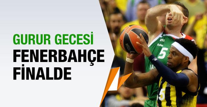 Fenerbahçe finale adını yazdırdı! Rakip CSKA Moskova