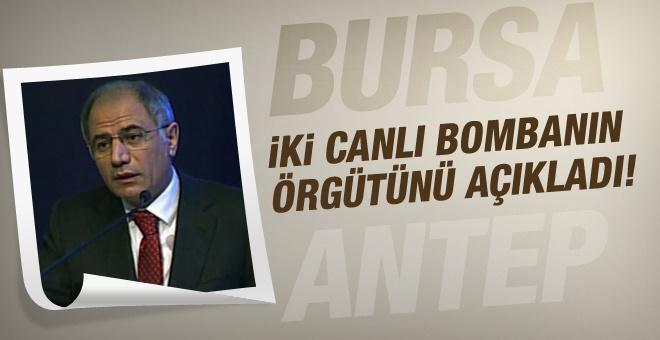 Ala'dan Gaziantep ve Bursa canlı bomba açıklaması!