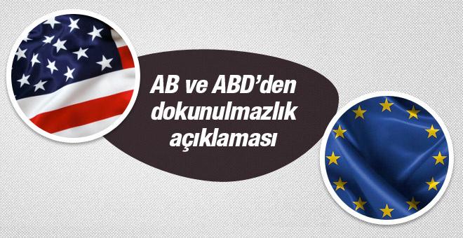 AB'den Ankara'ya dokunulmazlık tepkisi!