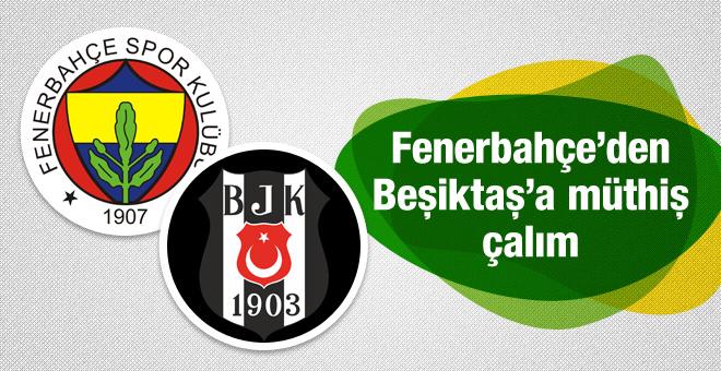 Fenerbahçe Beşiktaş'ın genç yeteneğini kaptı