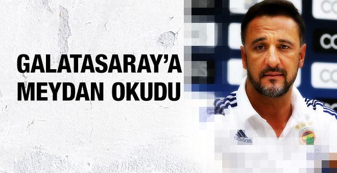 Vitor Pereira Galatasaray'a meydan okudu