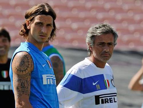 Mourinho'yla Zlatan tekrar buluşacak