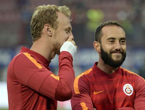 Galatasaray'da Olcan Adın kararı