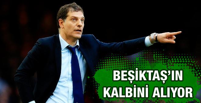 West Ham United Beşiktaş'ın kalbini alıyor