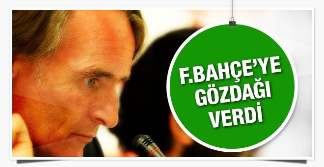 Jan Olde Riekerink Fenerbahçe'ye gözdağı verdi