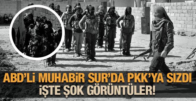New York Times muhabiri PKK'lıların arasına sızdı! İşte şok görüntüler