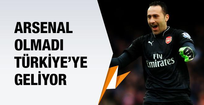 Arsenal olmadı Türkiye'ye geliyor