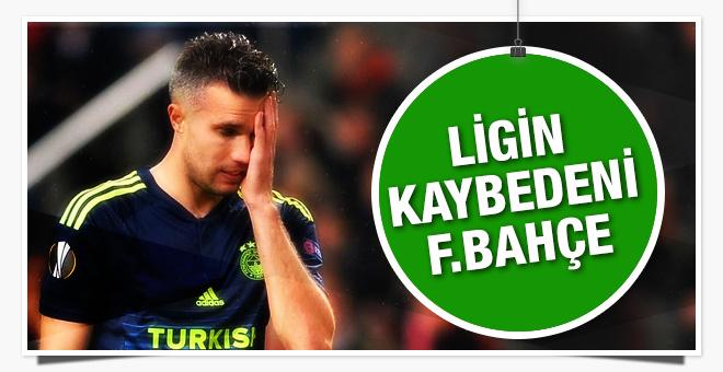 Süper Lig'in kaybedeni Fenerbahçe