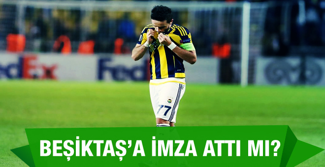 Beşiktaş'a imza attı mı? İşte Gökhan Gönül gerçeği