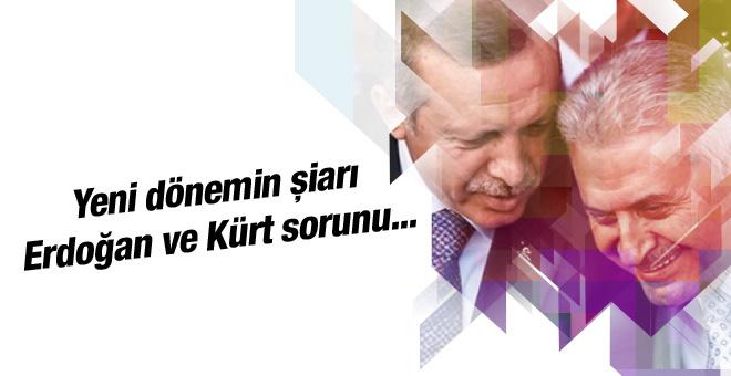 Binali Yıldırım döneminin yeni şiarı ve Erdoğan!