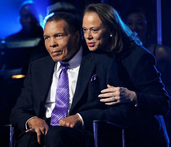 Muhammed Ali'nin eşi ve çocukları Müslaman mı kızı anlattı!