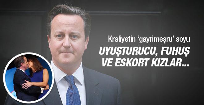 David Cameron kimdir eşi ve çocukları kraliyetin gayrimeşru soyu