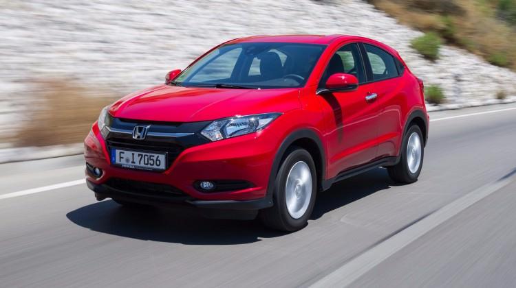 Honda HR-V satışa çıktı! Fiyatı ise...