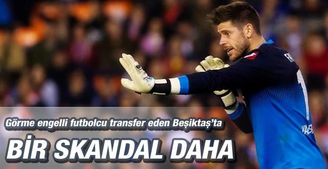 Beşiktaş'ta bir sakatlık skandalı daha