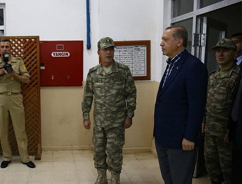 Cumhurbaşkanı Erdoğan'dan Silopi sürprizi