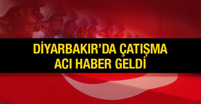 Diyarbakır Lice'den kahreden haber şehit var