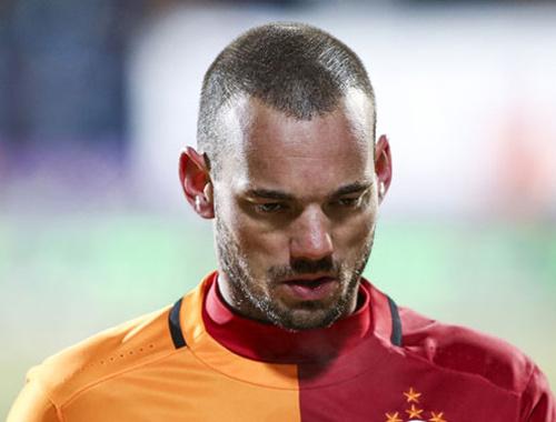 İşte Sneijder'in Galatasaray'da kalma ihtimali