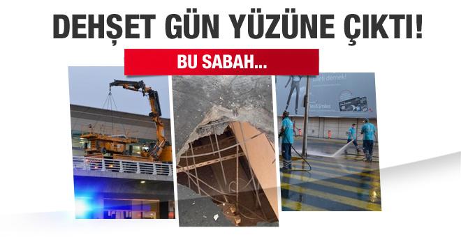 Atatürk Havalimanı'nda bu sabah... Dehşet gün yüzüne çıktı!