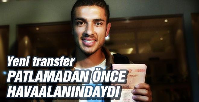 F.Bahçe'nin transferi patlamadan önce havaalanındaydı!