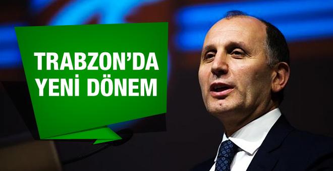 Muharrem Usta Trabzon'da yeni bir dönem başlattı