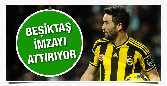 Beşiktaş Gökhan Gönül'ü İstanbul'a getirdi