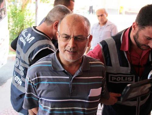 Adana'da eski emniyet müdürü FETÖ'den tutuklandı