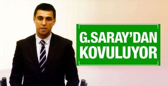 Galatasaray'dan Hakan Şükür'e büyük şok