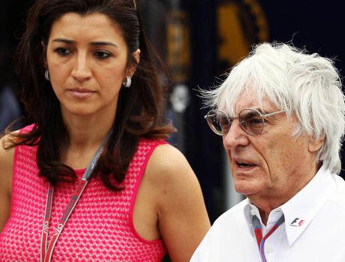 Bernie Ecclestone'nın kaynanası kaçırıldı