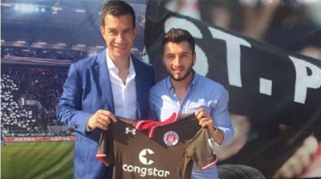 Cenk Şahin Alman takımına kiralandı