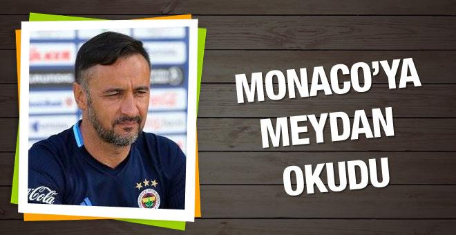 Vitor Pereira Monaco'ya meydan okudu
