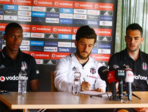 Beşiktaş'ın stoperlerinden Podolski ve Persie itirafları