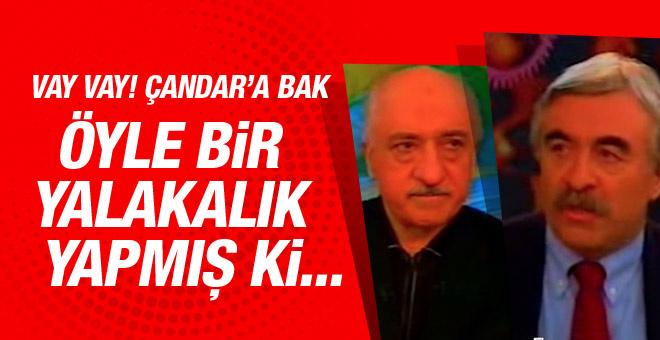 Cengiz Çandar Gülen'i öyle bir takdim etmiş ki