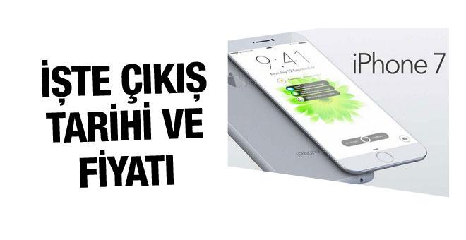 iPhone 7 çıkıyor iPhone 7 görüntüsü fiyatı ve özellikleri