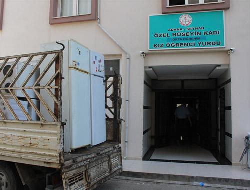 Adana FETÖ kız öğrenci yurdundaki dümen