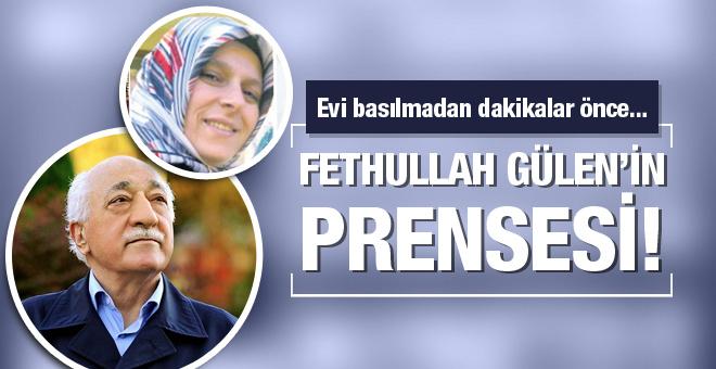 Gülen'in prensesi Sibel Topçuoğlu son anda kaçtı!