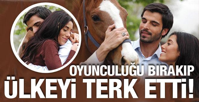 Mehmet Akif Alakurt oyunculuğu bırakıp ülkeyi terk etti!