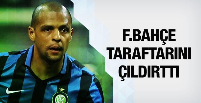 Felipe Melo Fenerbahçe taraftarını çıldırttı!