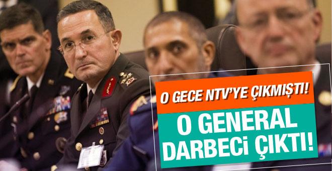 15 Temmuz'da NTV'de konuşan general darbeci çıktı!