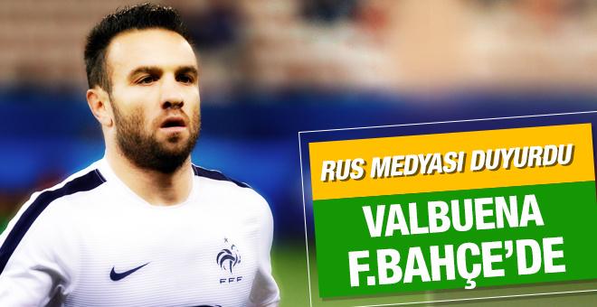 Valbuena Fenerbahçe ile anlaştı