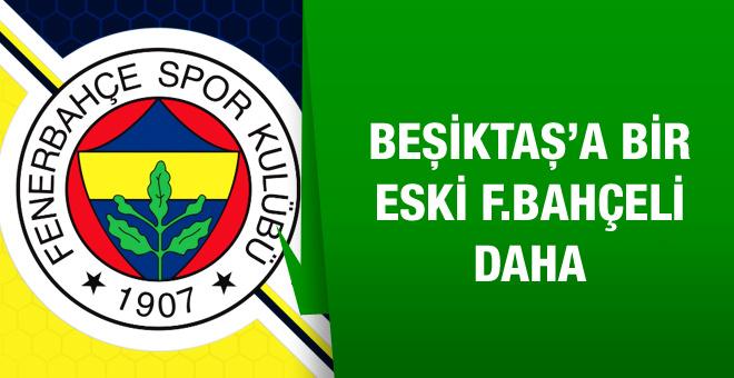 Fenerbahçe'nin eski yıldızı Beşiktaş idmanında!