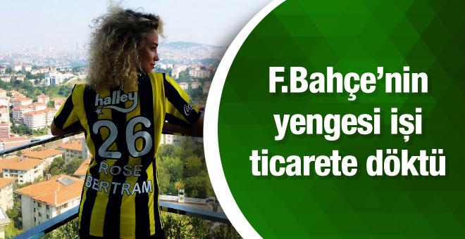Fenerbahçe'nin yengesi işi ticarete döküyor